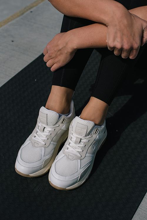 Anine Bing Dina Sneakers White joggesko