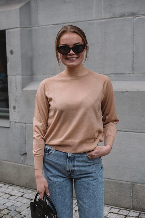 Vera Sweater Camel