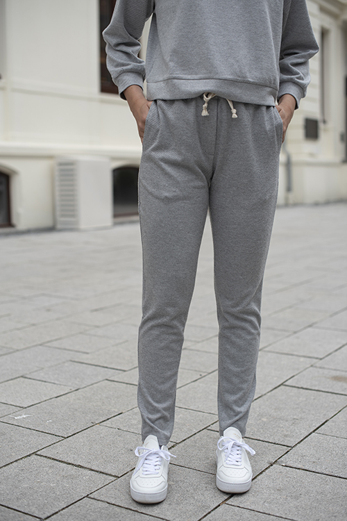 Feelgood Pants Heather Grey