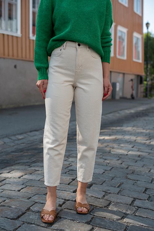 Tineborow Jeans Ecru