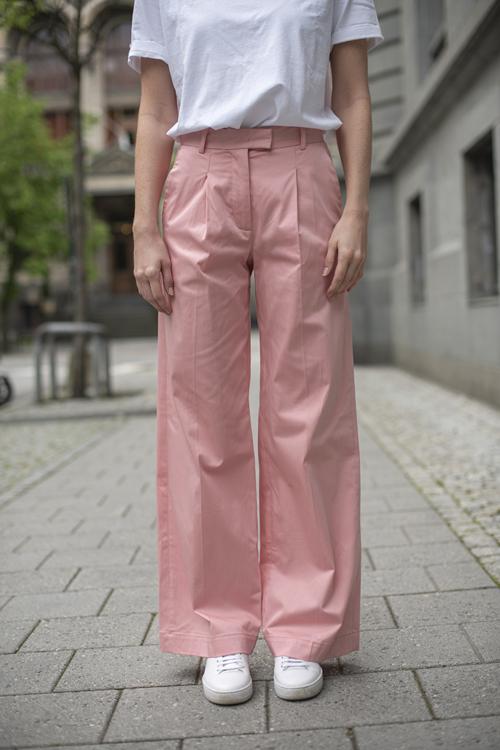 Nandini Pants Mellow Rose