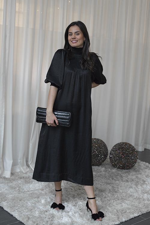 byTiMo Smocking Midi Dress kjole