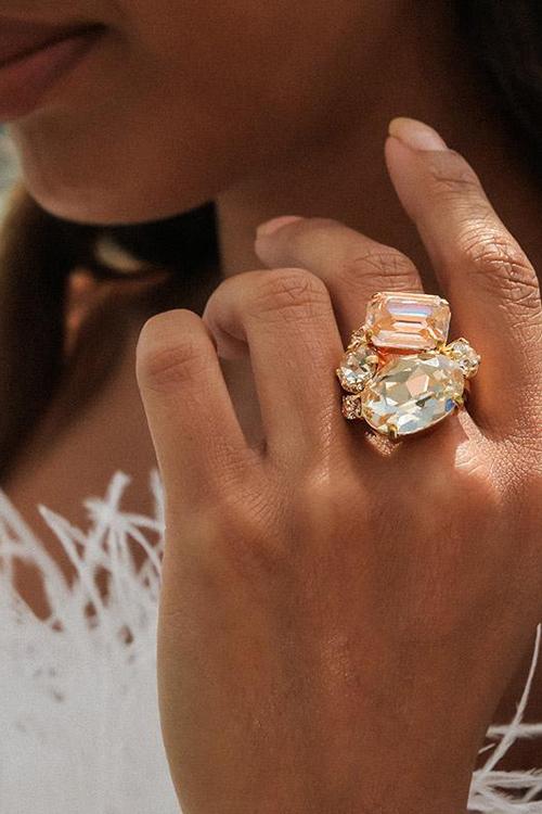 Carolina Ring Silk Combo