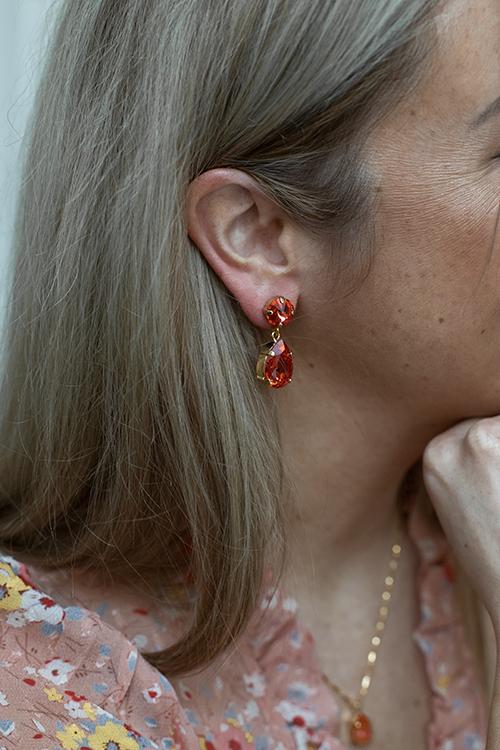 Caroline Svedbom Classic Drop Earrings Paradparadsha