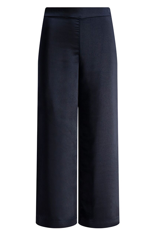 Camilla Pihl Fancy Pants Navy bukse
