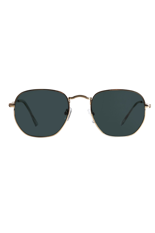 Corlin Eyewear Lucca Gold solbriller