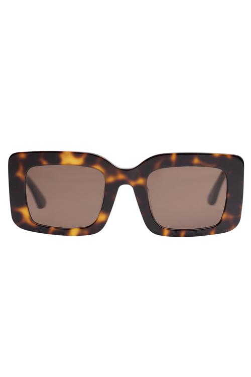 Hannalojsan x Corlin Eyewear Sand Turtoise solbriller