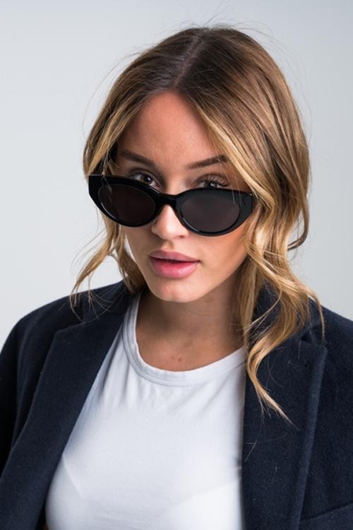Corlin Eyewear Verona Black solbriller