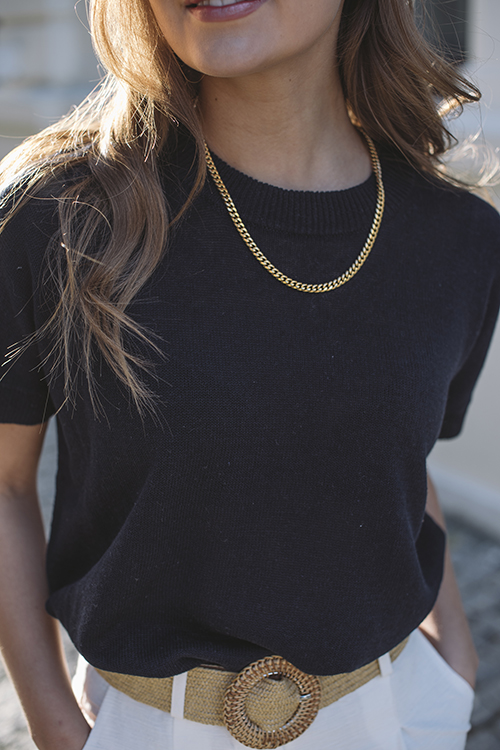 Cuban Chain Necklace Thin