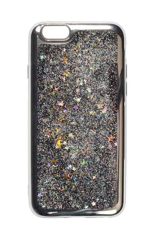 Dark Mobile Cover X Grey Mix+Stars
