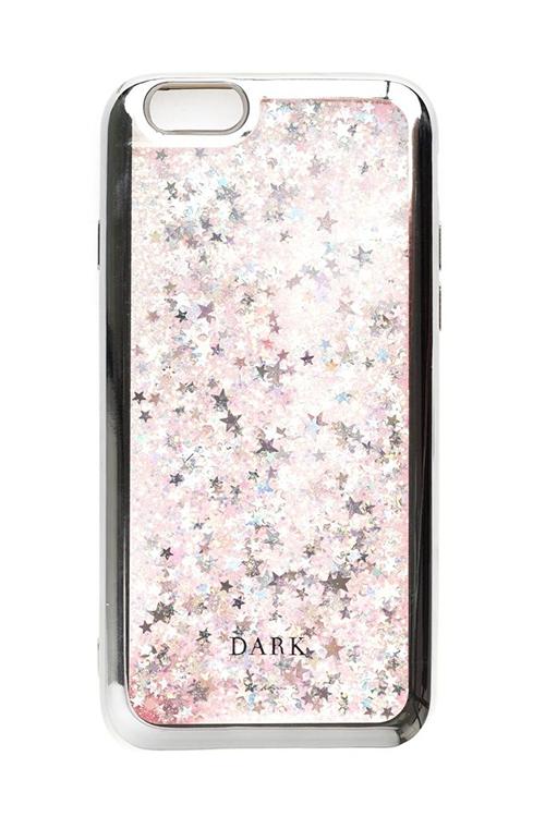 Dark Mobile Cover 7/8 Rose Mix+Stars