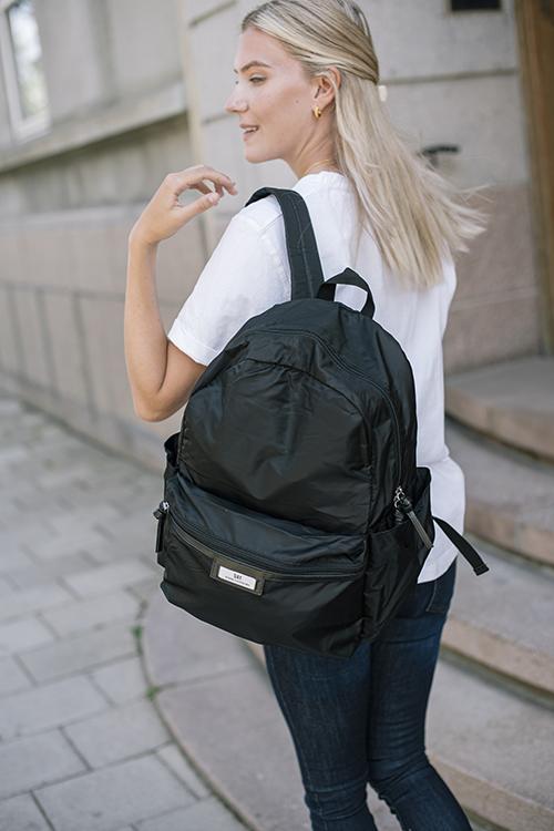 day birger et mikkelsen gweneth backpack black sort sekk