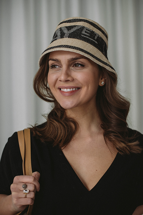 DAY Et J Jute Bucket Hat hatt