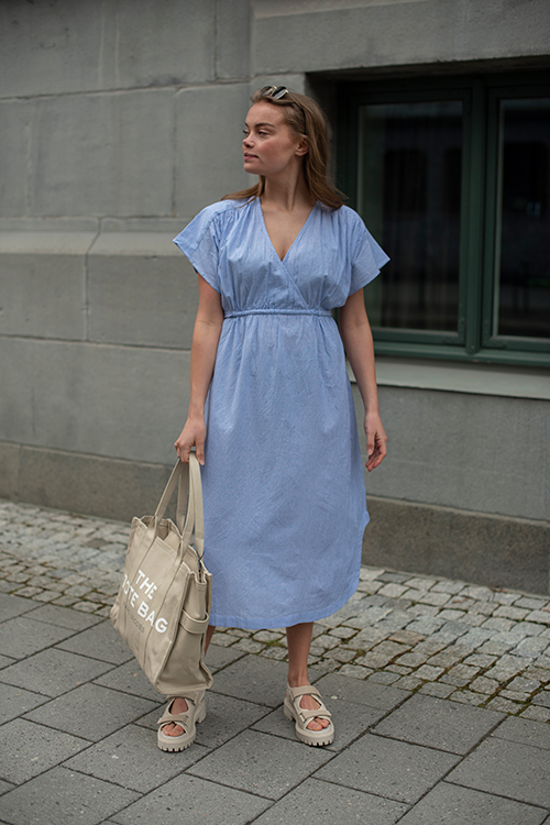 DAY Birger et Mikkelsen Wind Dress Persian Jewel kjole