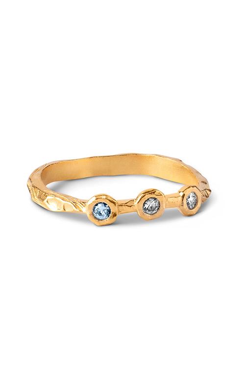 Enamel Eloise Ring ring