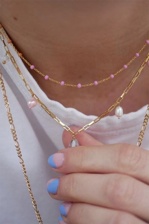 Lola Necklace Sunrise