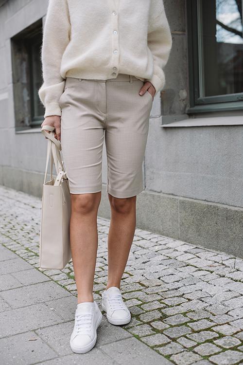 Kylie Shorts 396 Plaza Melange