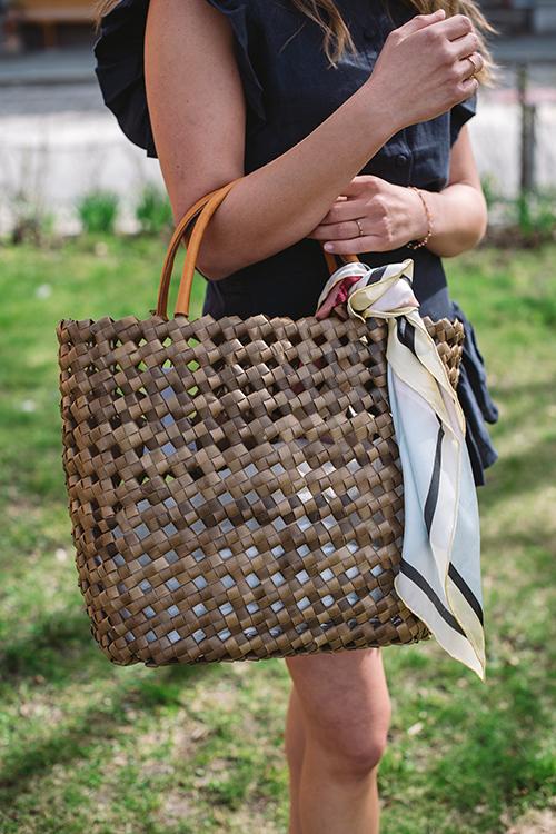 Carrie Mini Bag Natural