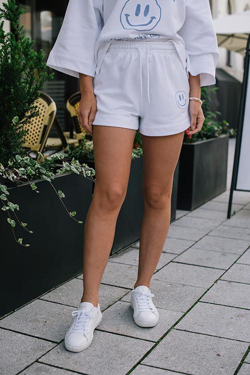GANNI Isoli Sweat Shorts Heather shorts