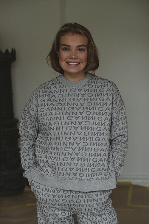 Jacquard Isoli Sweater Paloma