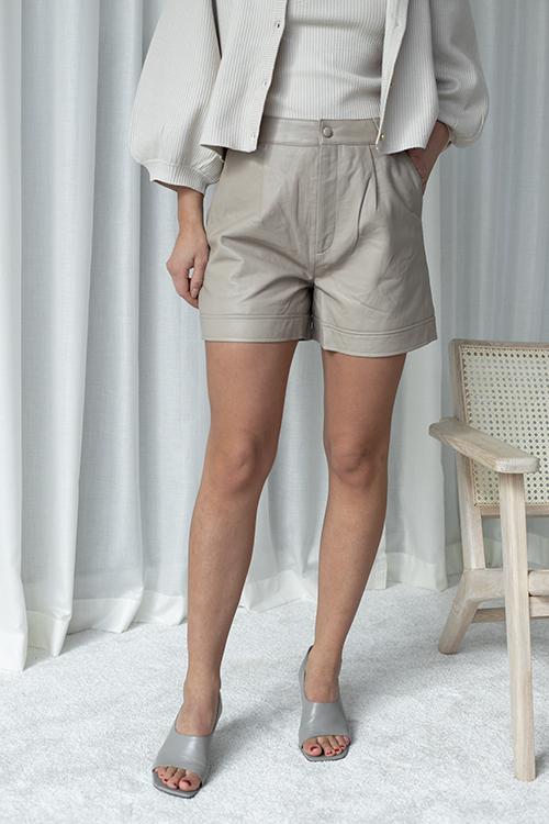 Gestuz Nioa Hw Shorts Pure Cashmere shorts