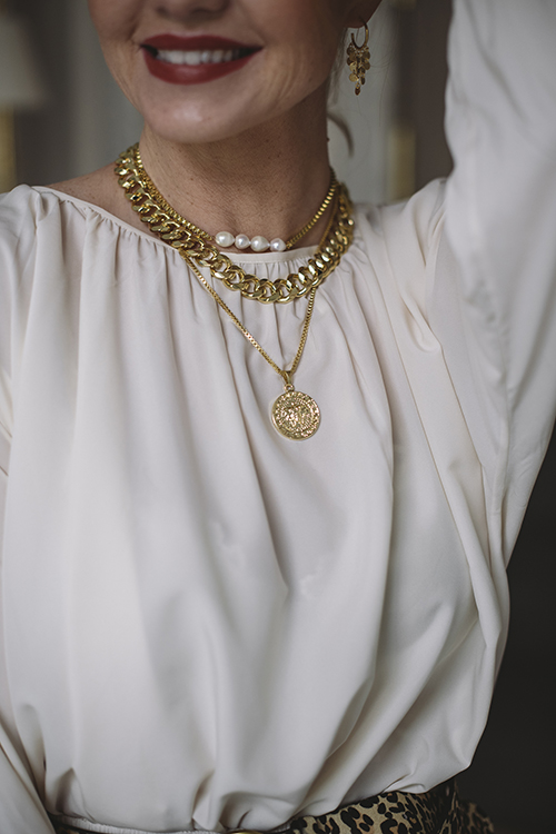 Chuncky Statement Chain Necklace