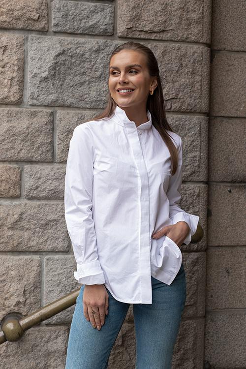 Becca Shirt Optic White