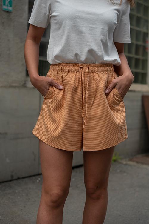 Holzweiler Musan Shorts Lt. Orange