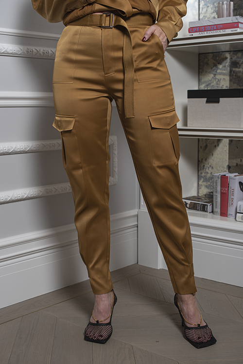 Skunk Trousers Camel