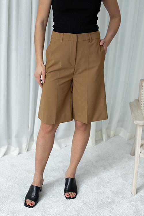 Holzweiler Angela Shorts Lt. Brown shorts
