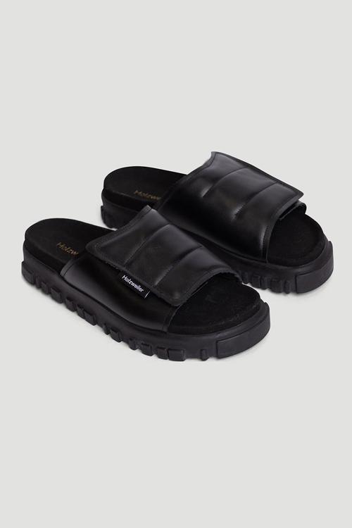 Holzweiler Holmen Sandal Black sko