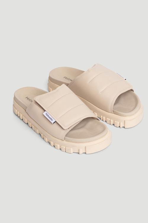 Holzweiler Holmen Sandal Sand sko