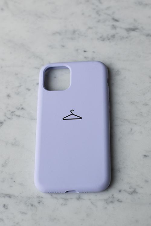 Holzweiler iPhone Cover 11 Pro Lilac Hanger Deksel