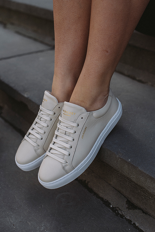 Chop Sneakers Cream