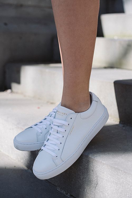 Spin Sneakers White