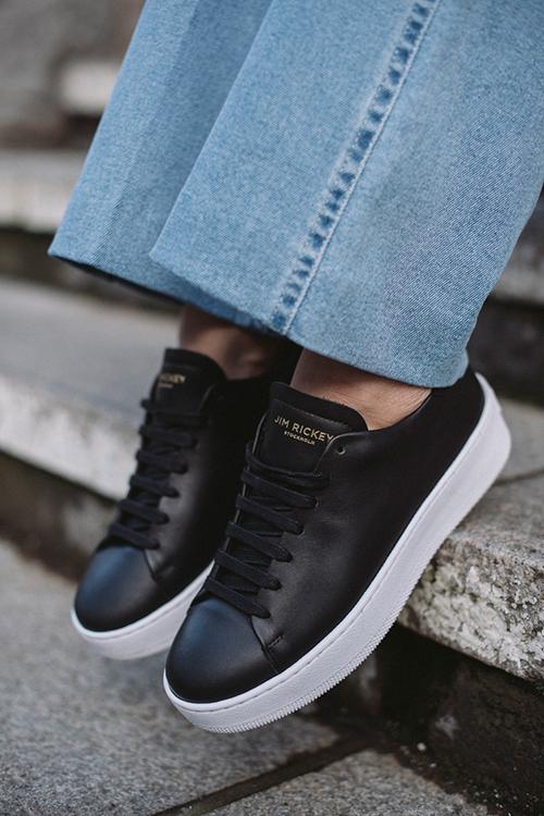Deuce Court Sneakers Black