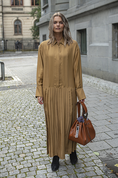 Joseph Cinna Dress Hazel kjole