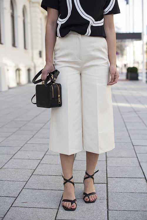 Joseph Toy Cotton Sateen Trousers bukse