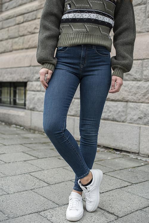 Lois Celia Diels Dusk Dark Stone jeans