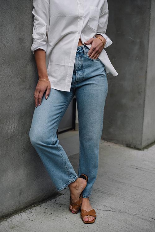 Lois Dana Kape Daddy Bio Double Stone jeans