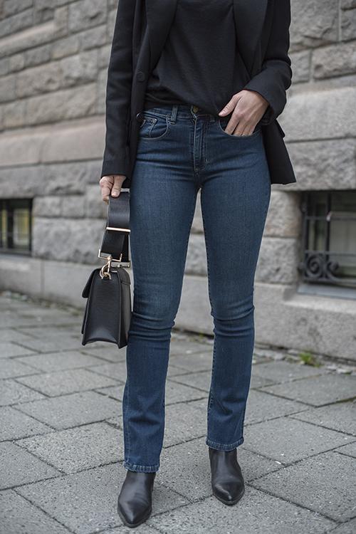 Lois Melina Diels Dusk Dark Stone jeans