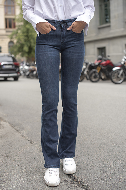 Loise Melrose Leia Beat Rinse jeans