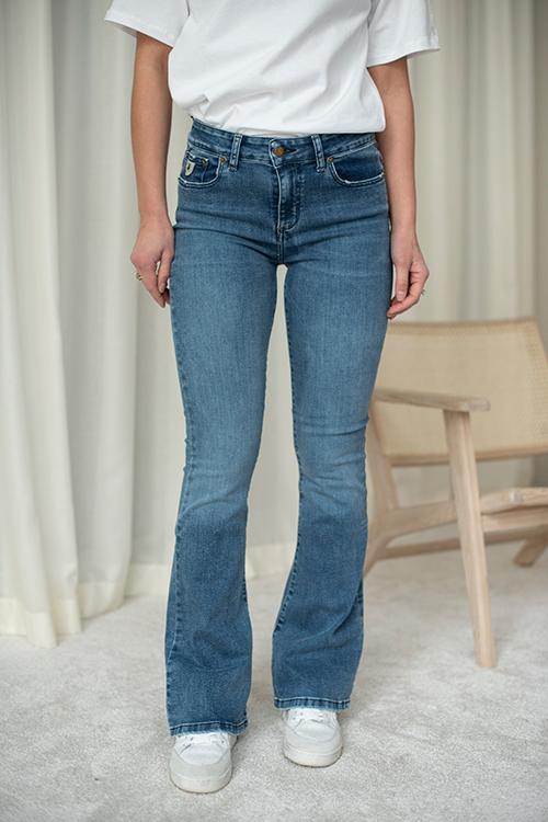 Lois Raval Re Ram Cobalt Stone jeans