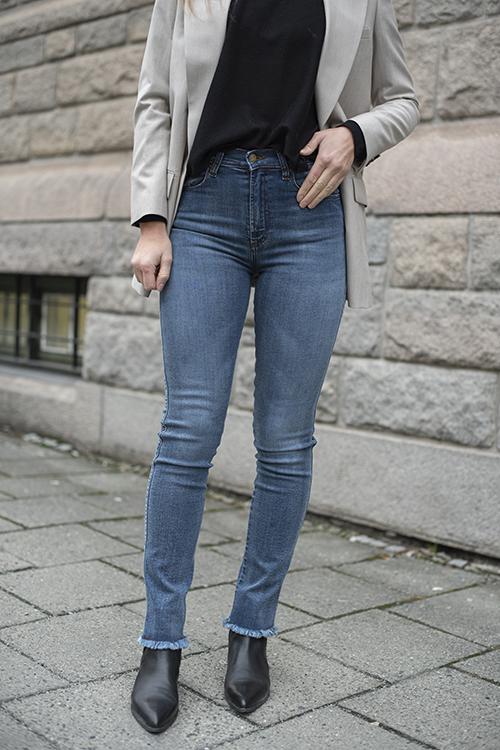 Lois Rebeca Marconi Legends Dark Stone jeans