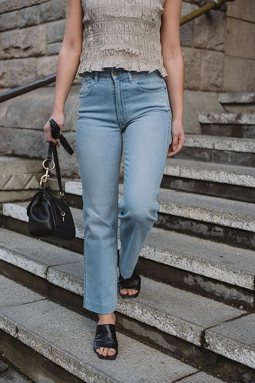 Lois River-Sp Heritage Harry Vintage Stone jeans