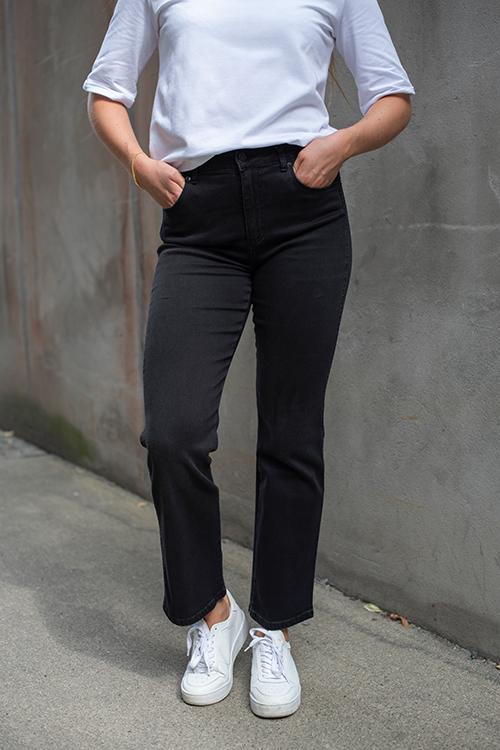 Lois Malena Jossie Night Black jeans
