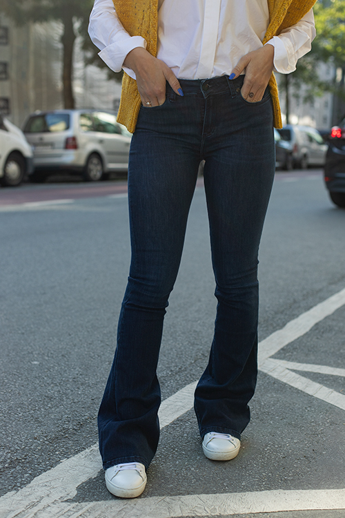 Lois Raval Leia Beat Rinse jeans