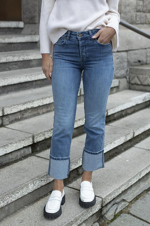 Lois Return Re Ram Cobalt Stone jeans