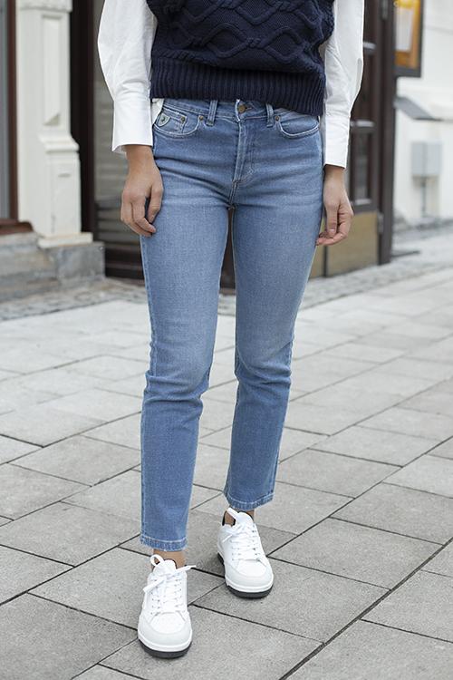 Lois Riko Aluca Triple Stone Cross jeans