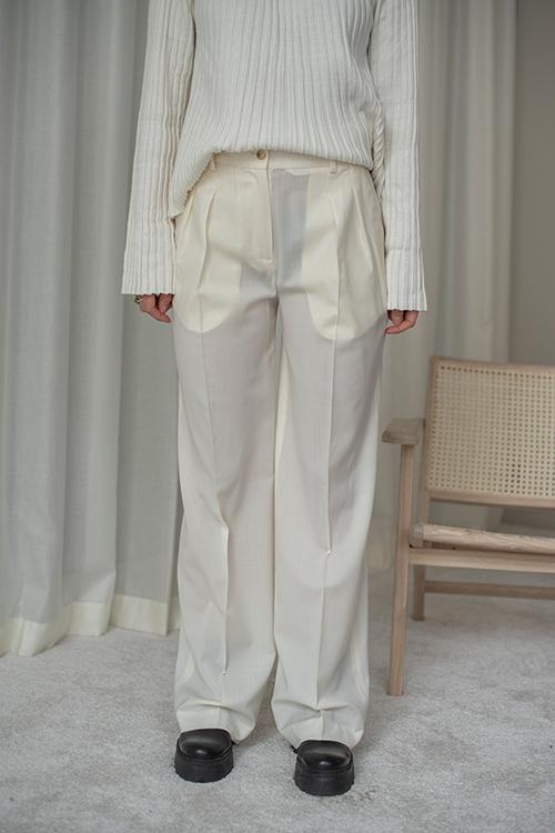 Sbiru Pants Ivory